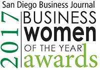 San Diego Business Journal 2017 Business Women of the Year Awards