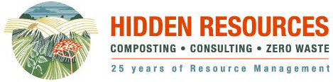 Hidden Resources Composting Consulting logo